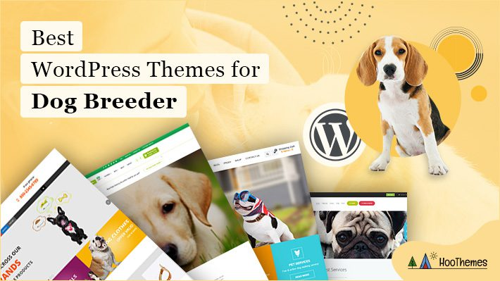 Dog Breeder WordPress Themes
