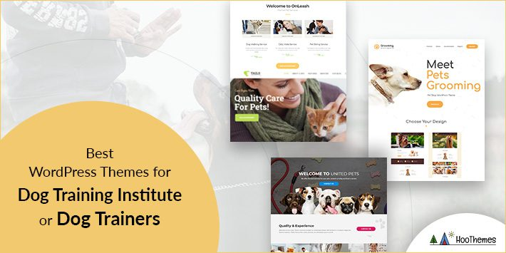 Dog Training WordPress Theme