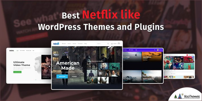 Netflix WordPress Theme