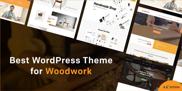 Woodwork WordPress Themes