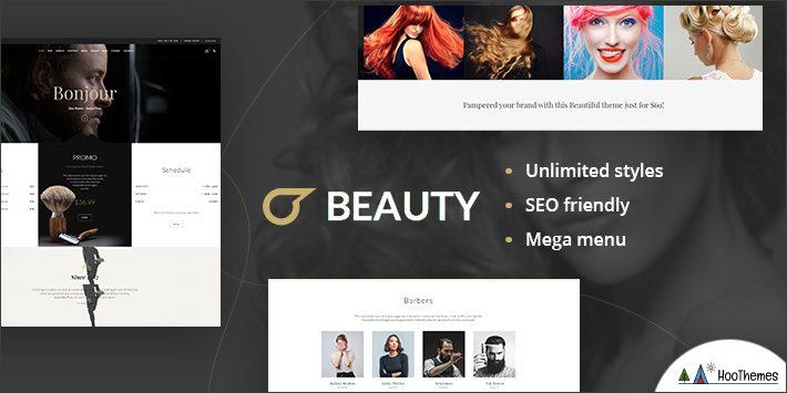 Hair Salon - Hairdresser WordPress