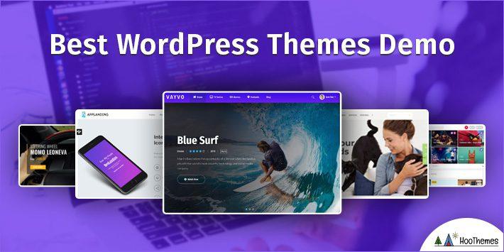 Best WordPress Themes Demo