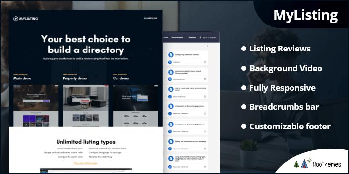MyListing - Directory & Listing Easiest WordPress Theme