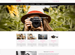 ClickPic Free WP Themes for Photographers