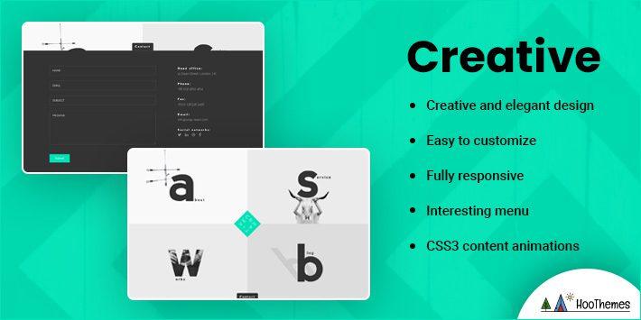 Creative - Portfolio & Agency WordPress Theme