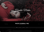 Photo Journal Free WP Themes for Photographers