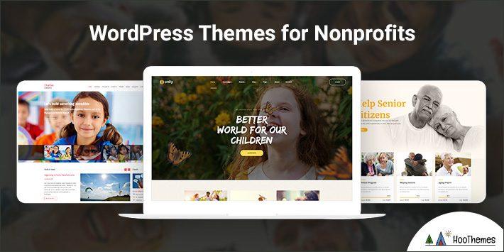 Wordpress Themes for Nonprofit