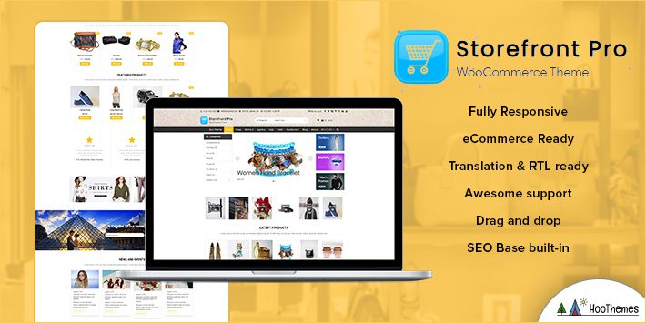 Easy Storefront WordPress Themes for Beginners