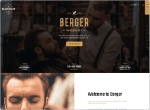 Berger Hair Salon WP Theme
