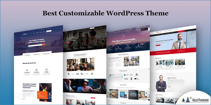 Best Customizable WordPress Theme