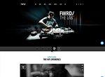 FWRD - Music Band & Musician WP Theme