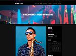 Music Lite WP Themes for Musicians