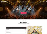 Musican WP Themes for Musicians