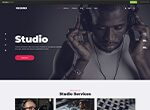 Recond Recording Studio WP Themes for Musicians