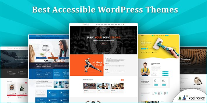 11 Best Accessible Wordpress Themes 2021 Fully Accessibility Themes
