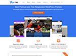 Ample Blog WP Theme for Authors