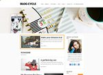 Blog Cycle WP Theme for Authors