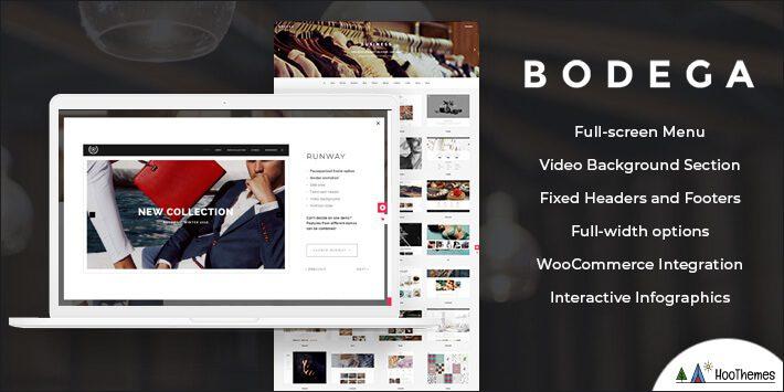 Bodega - Small Business WordPress Theme
