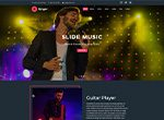 Creativ Singer WP Themes for Artists