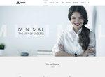 Minim Minimalist WP Themes