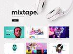 Mixtape WP Theme