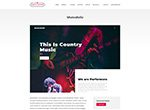 Musicaholic WP Themes for Artists