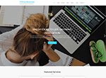 Online Business WP Theme