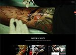 Tattoopress WP Theme for Ink Artists