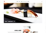 Nigiri Restaurant WP Theme
