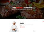 RedChili Restaurant WP Theme
