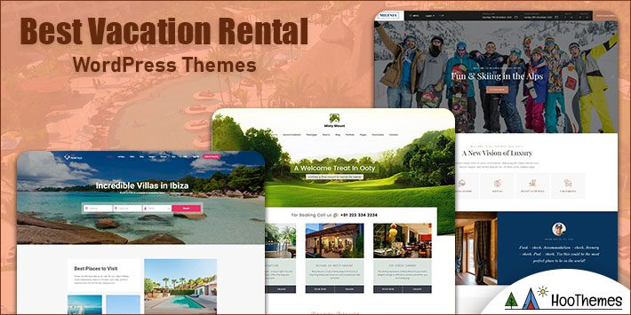 Vacation Rental WordPress Themes