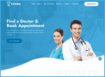 Clinika Medical and Health WP Theme