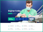 DentiCare Medical and Health WP Theme