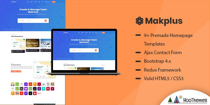Makplus Marketplace WordPress Theme