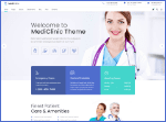 MediClinic Medical and Health WP Theme