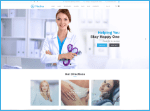 Medina Medical and Health WP Theme