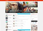 Socialize WP BuddyPress Theme