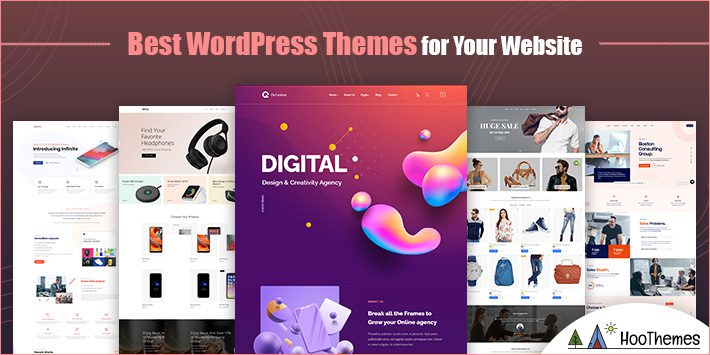 Best WordPress Themes for Your Website