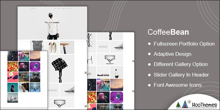 CoffeeBean Simple and Easy WordPress Theme
