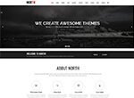 North Most Popular WP Theme