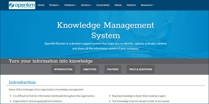 OpenKM Knowledge Management System