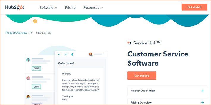 Service Hub Knowledge Management System