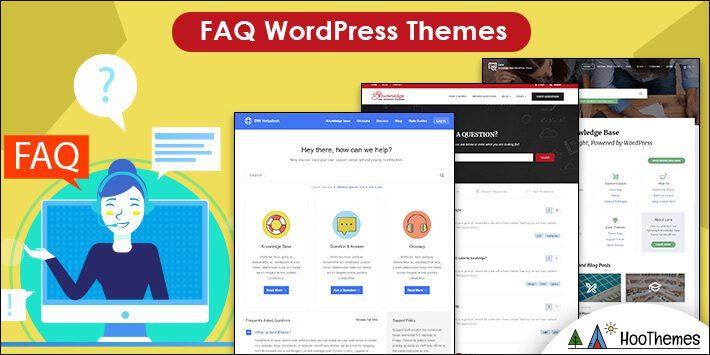 FAQ WordPress Themes