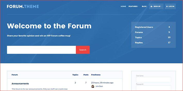 Forum WordPress Forum Plugin