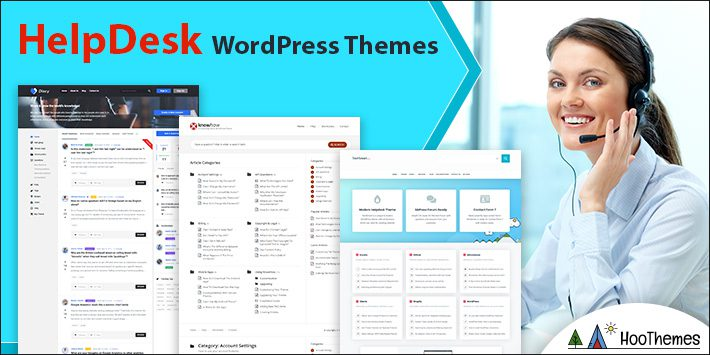 Helpdesk WordPress Theme